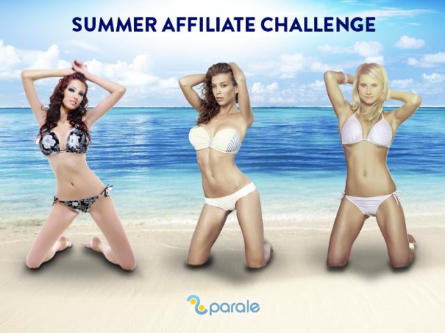 Summer Affiliate Challenge