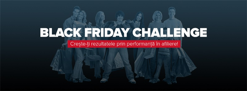 Black Friday Challenge