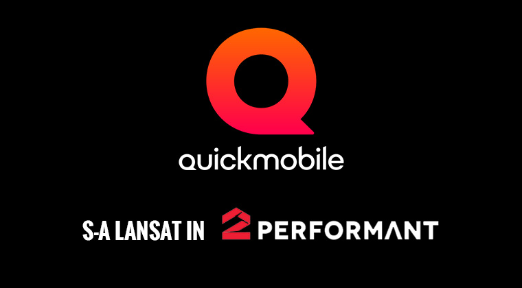 quickmobile in 2Performant