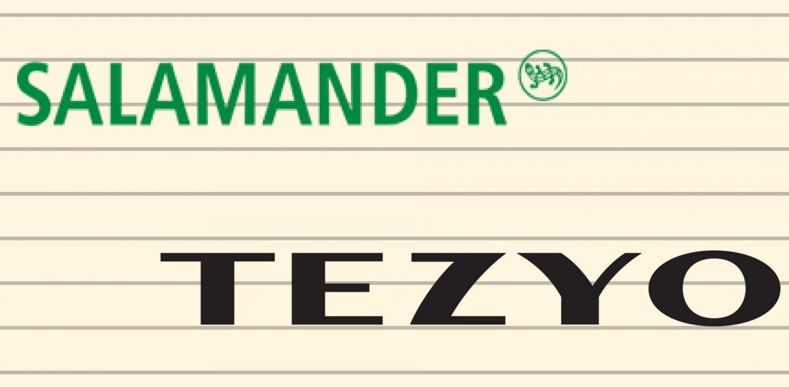 Otter SalamanderShop Tezyo