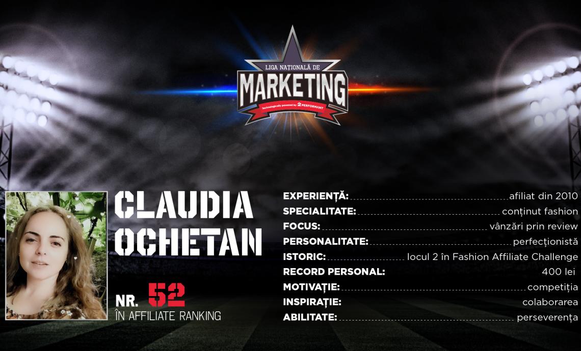 Claudia Ochetan