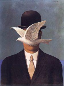 Man in Bowler Hat