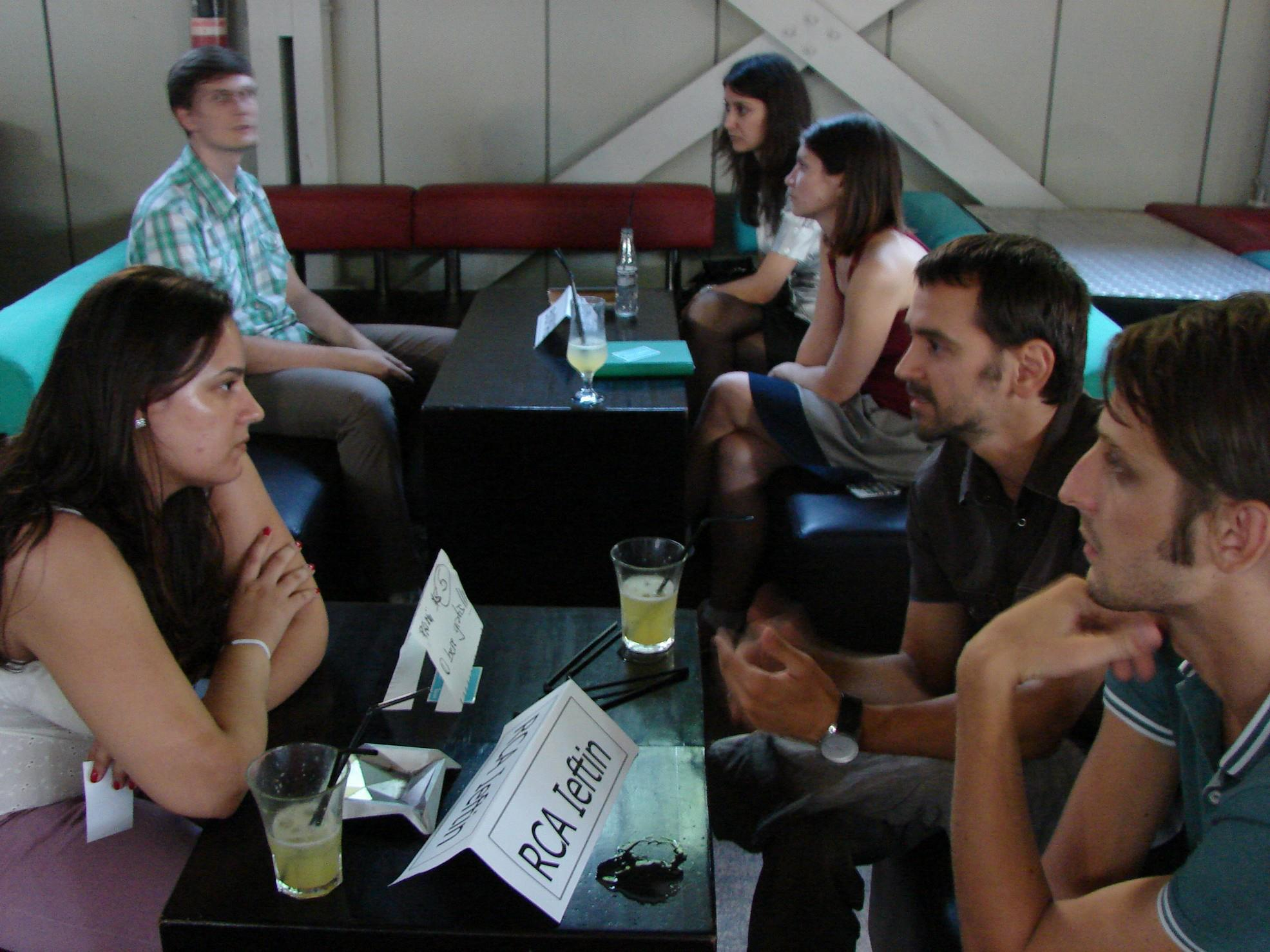 speed dating lisboa 2013