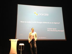 cristian ignat google engage
