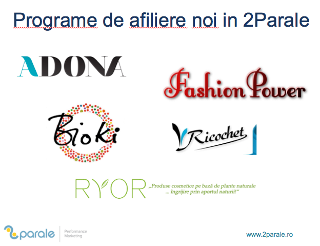 programe afiliere fashion cosmetice