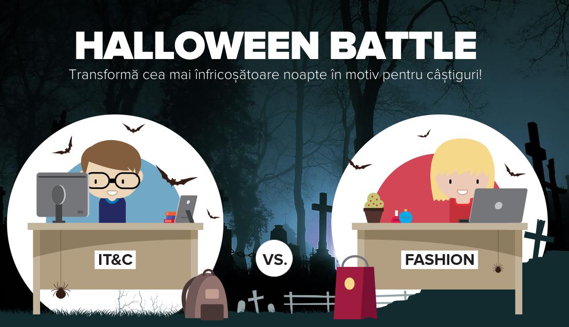 Halloween Battle 2Parale