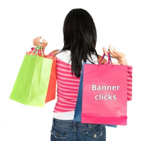 banner clicks
