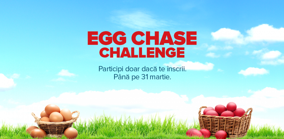 inscrieri Egg Chase