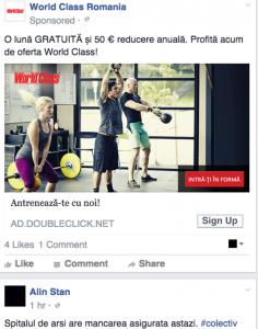 reclama facebook 2