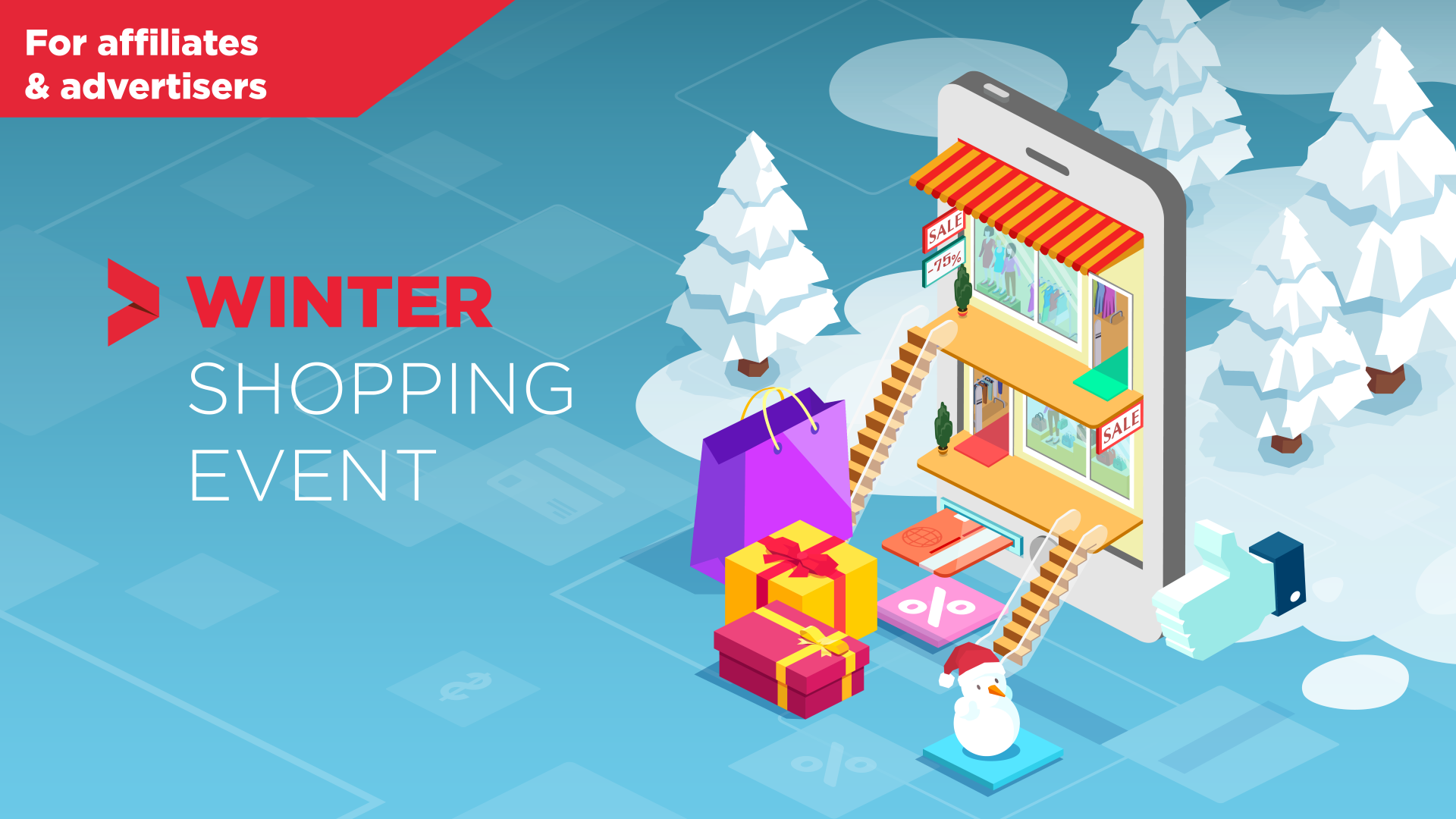 Winter Shopping Event